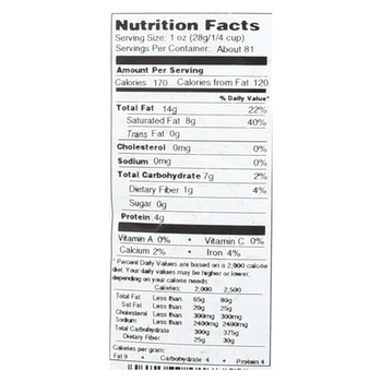 Woodstock Cacao Nibs - Case of 10 lbs