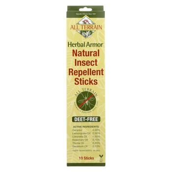 All Terrain Herbal Armor - Sticks - 10 Count