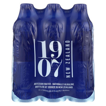 1907  Naturally Alkaline - Case of 4 - 6/16.9fl oz.