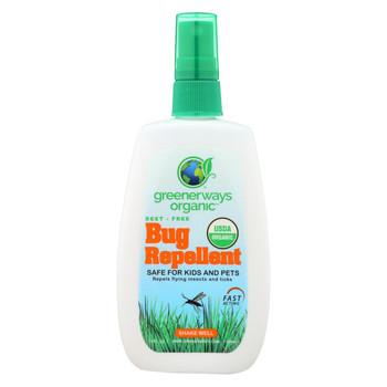 Greener ways Organic Insect Repellent - 4 Fl oz.