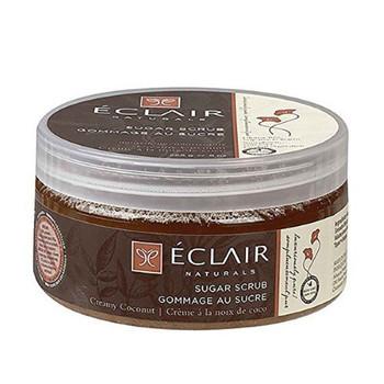 Eclair Naturals Sugar Scrub - Creamy Coconut - 9 oz.