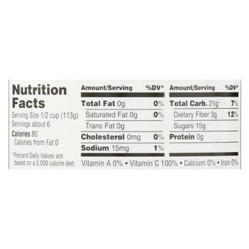 Field Day Organic Instant Variety Pack Oatmeal Apple Cinnamon - Apple Cinnamon - Case of 12 - 24 oz.