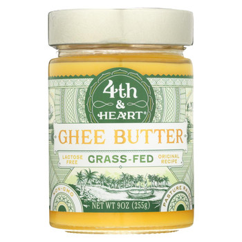 4th and Heart - Ghee Butter - Original - Case of 6 - 9 oz.