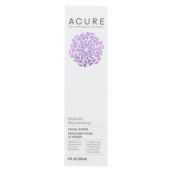 Acure Scrub - Facial - Pore Minimize - 4 fl oz