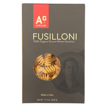 A.G. Ferrari Fusilloni - Case of 12 - 17.5 oz.