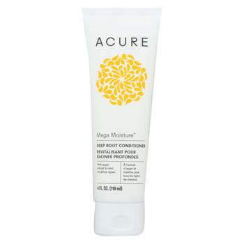 Acure Conditioner - Deep Root - 4 oz