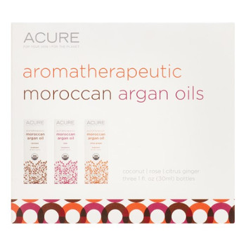 Acure  Aromatheraputic Oil Trio Set- Kit