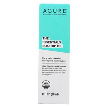 Acure Oil - Rosehip - 1 fl oz