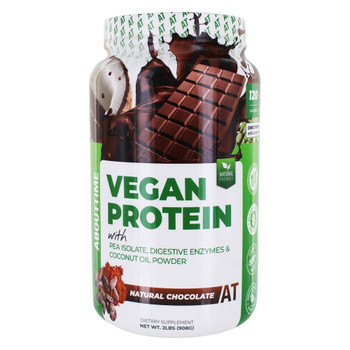 About Time - Vegan Protein Power - Chocolate - 2 lbs.