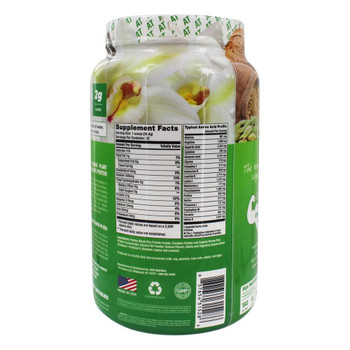 About Time - Vegan Protein Power - Vanilla - 2 lbs.