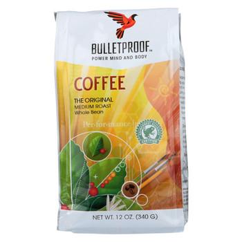 Bulletproof Coffee - Original - Case of 6 - 12 oz.