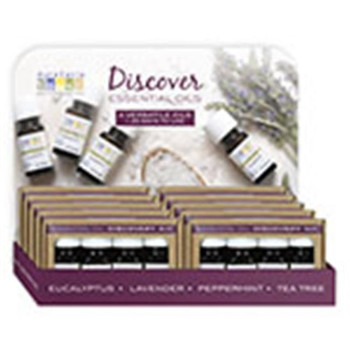 Aura Cacia - Discovery Kit - 12 count