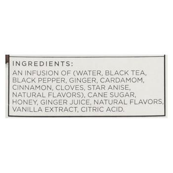 Tazo Tea Concentrate - Chai Latte - Case of 6 - 32 fl oz