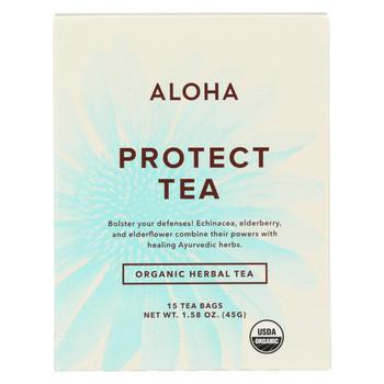 Aloha (Tea) - Protect - Case Of 6 - 15 Bag