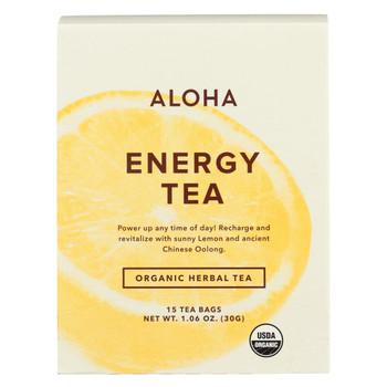 Aloha (Tea) - Energy - Case Of 6 - 15 Bag