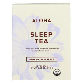 Aloha (Tea) - Sleep - Case Of 6 - 15 Bag