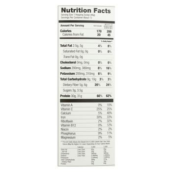 Designer Protein Pro 30 Protein Powder - Chocolate - 1.29 lb.