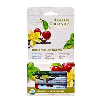 Avalon Lip Balm - Trio - 1 count