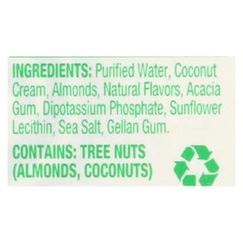 Nutpods - Non-Dairy Creamer Hazelnut Unsweetened - Case of 12 - 11.2 fl oz.