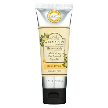 A La Maison - Hand Cream - Honeysuckle - 1.7 fl oz.
