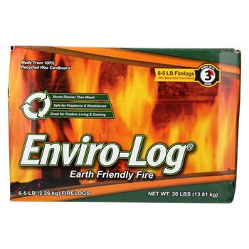 Enviro Log Firelog - 6/5 lb.