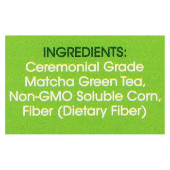 Aiya Tea - Stick - Matcha To Go - Case of 8 - 10 count