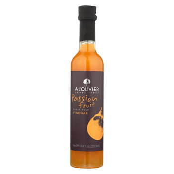 A L'Olivier Vinegar - Passion Fruit - Case of 6 - 8.4 oz