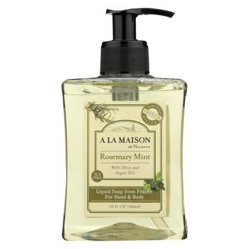 A La Maison Body Wash - Rosemary Mint - 10 fl oz.