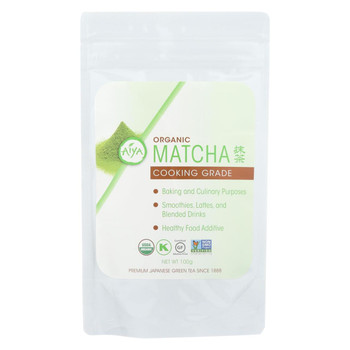 Aiya Tea - Organic - Matcha Cooking - Case of 6 - 100 G