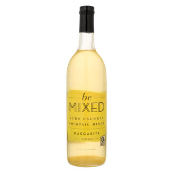 Be Mixed - Cocktail Mix - Margarita - Case of 12 - 25 fl oz.