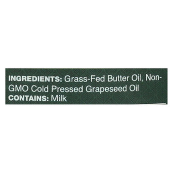 4th and Heart - Ghee Oil - Pourable - Case of 6 - 16 fl oz