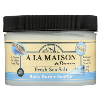 A La Maison - Body Butter Fresh Sea Salt - 8 oz