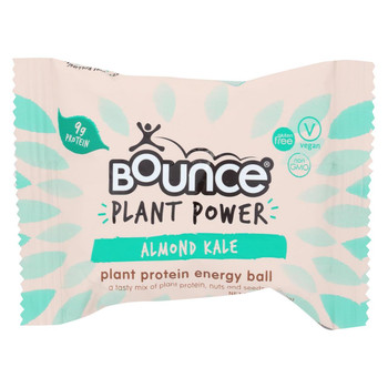 Bounce - Energy Balls - Almond Kale - Case of 12 - 1.41 oz.