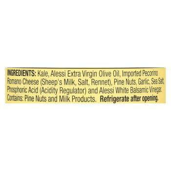 Alessi - Pesto - Kale - Case of 6 - 4.75 oz