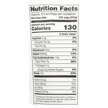 Kuli Kuli Moringa Greens and Protein Powder - Dark Chocolate - 8.4 oz