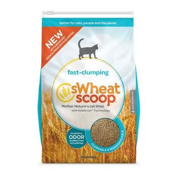 Swheat Scoop Cat Litter - Regular - Case of 1 - 12 lb.