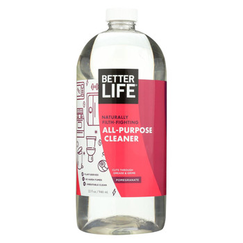 Better Life Cleaner - All Purpose - Pomegranate - 32 fl oz