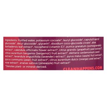 Better Life Dish Soap - Pomegranate - 22 fl oz