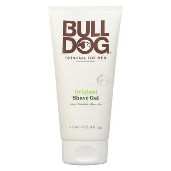Bulldog Natural Skincare - Shave Gel - Original - 5.9 fl oz