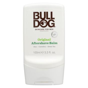 Bulldog Natural Skincare - Aftershave Balm - Original - 3.3 fl oz