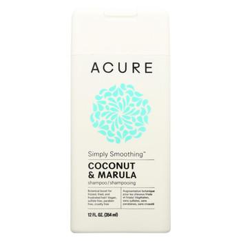 Acure - Shampoo - Simply Smoothing - 12 fl oz