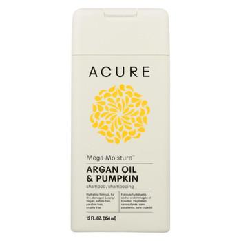 Acure - Shampoo - Mega Mouisture - 12 fl oz