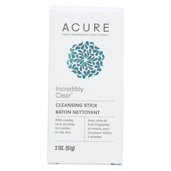 Acure - Stick - Cleansing - Clear - 2 oz