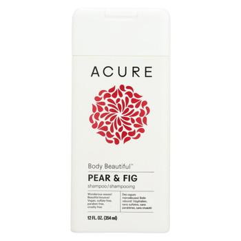 Acure - Shampoo - Pear - Body Beautiful - 12 fl oz