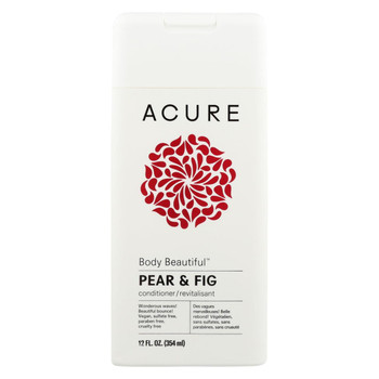 Acure - Conditioner - Pear - Body Beautiful - 12 fl oz