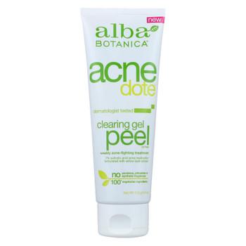 Alba Botanica - Peel - Acnedote Cleansing Gel - 4 oz
