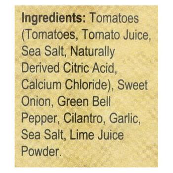 Chip Magnet Salsa Sauce Appeal - Salsa - Cilantro - Lime - Case of 6 - 16 oz.