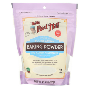 Bob's Red Mill - Baking Powder - Case of 6-14 oz