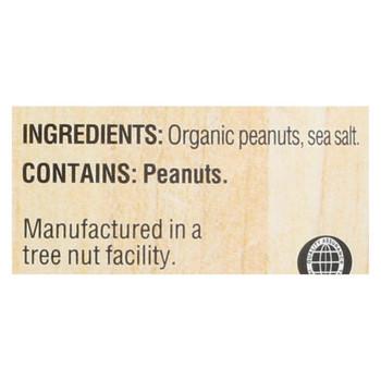 Woodstock Organic Crunchy Easy Spread Peanut Butter - 1 Each 1 - 35 OZ