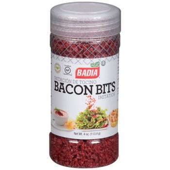 Badia Spices - Bacon Bits - Case of 6 - 4 oz.